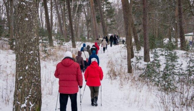 5 idejas aktīvai ziemas baudīšanai sniegotajā Jūrmalā