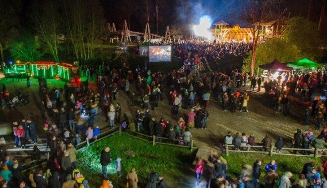 Aicina uz tradicionālo Valpurģu nakti dabas parkā Tērvetē