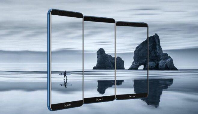 Рассекречены детали обезрамочном флагмане Huawei Honor V10