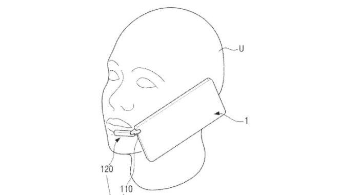 Samsung запатентовала смартфон со встроенным алкотестером