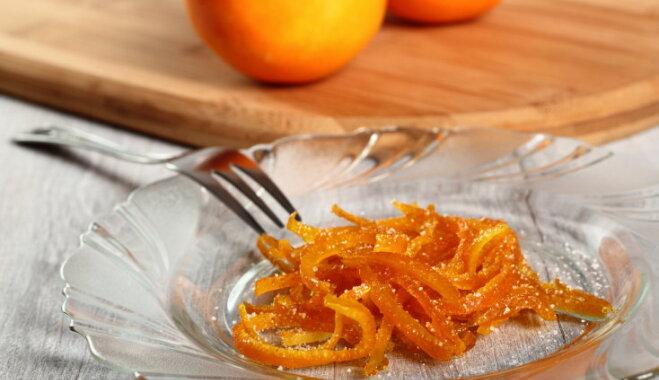 Apelsīnu sukādes