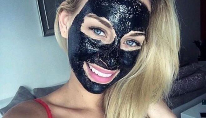 Черная маска для лица в домашних условиях: как сделать и как использовать