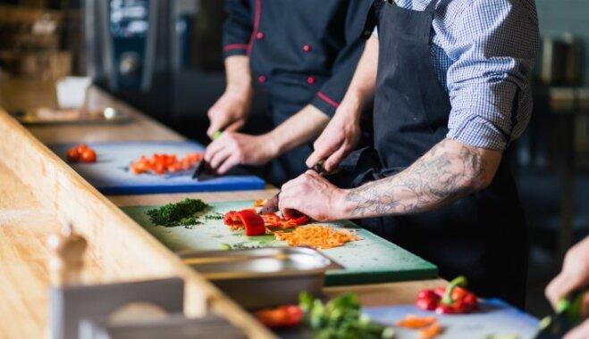 Izsludināta Latvijas atlase starptautiski atzītam jauno pavāru konkursam