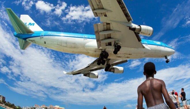 Опасно-прекрасные. Топ-10 аэропортов, от посадки в которых захватывает дух