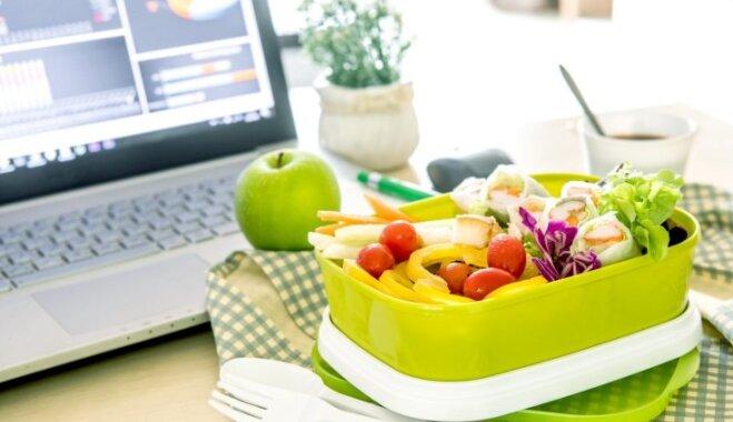Зеленый салат в ланчбоксе - как сохранить его свежим (+5 рецептов)