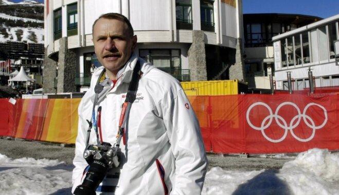 Латвийская пенсия олимпийского чемпиона Яниса Кипурса составит 17 евро
