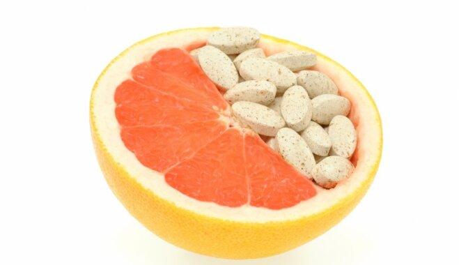 Отличие синтетического витамина е от натурального
