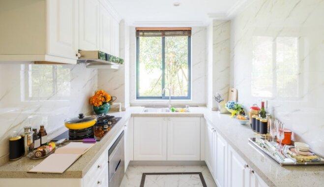 Svaigas vēsmas virtuvē: speciālista ieteikumi virsmas izvēlē