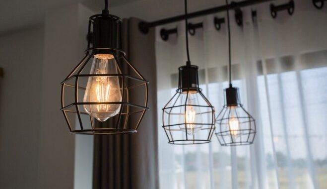 Kā izvēlēties griestu lampu savam mājoklim?