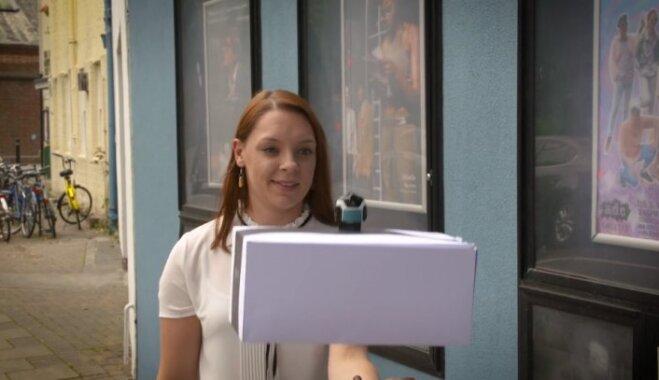 ВИДЕО: Дронов научили доставлять посылки прямо в руки заказчикам (ну, или куда попадет)