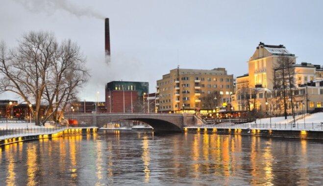 Septiņi iemesli, kāpēc Tampere ir pasaules saunu galvaspilsēta