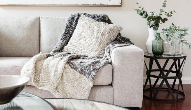 Miers un harmonija: pieci veidi, kā mājvietā ieviest omulīgo dāņu 'hygge' dzīvesstilu