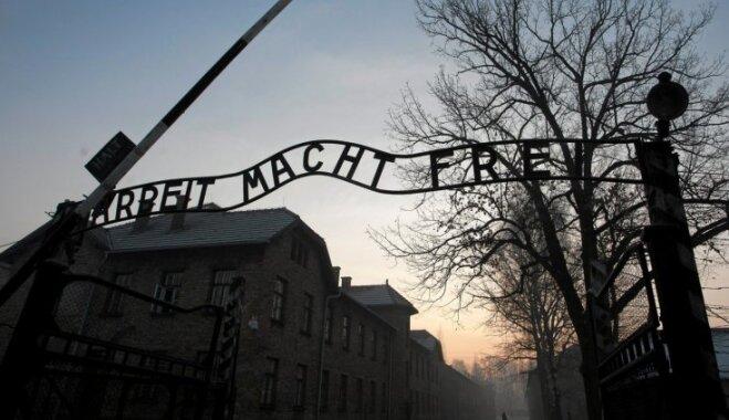 Освенцим побил рекорд по числу туристов
