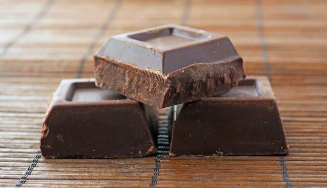 Šokolādes - saldā krējuma fondī