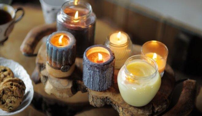 Ароматические свечи: как правильно выбрать, чтобы не навредить здоровью?