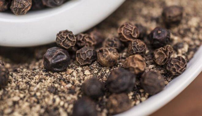 Как вырастить черный перец на подоконнике?