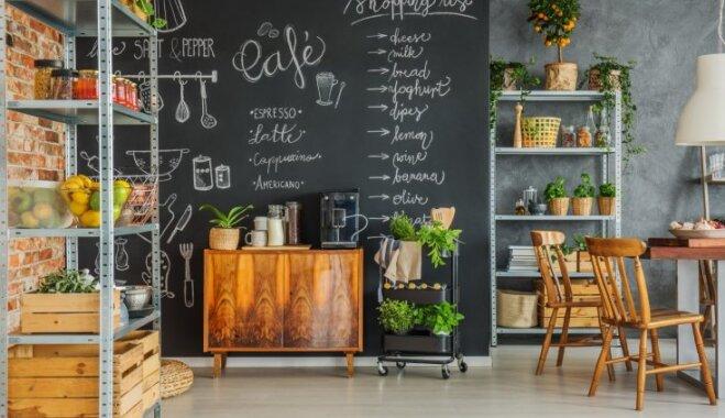 No lauku šika līdz modernismam – 11 iedvesmojoši virtuves interjeri