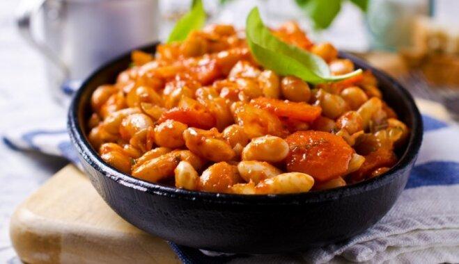 Как сварить фасоль для салата или супа без замачивания