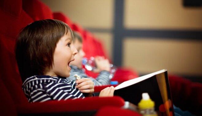 Киновыходные: детей приглашают на один день стать актерами и узнать, как снимаются фильмы