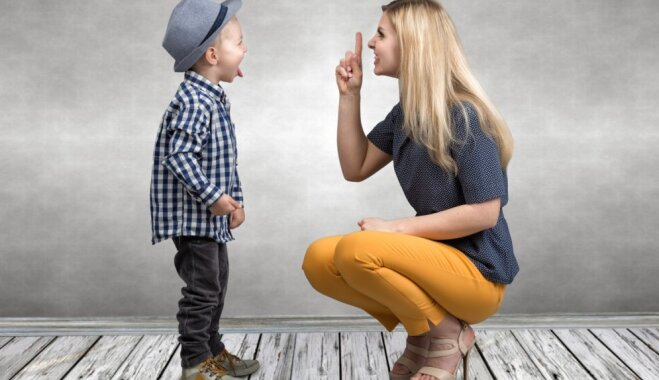 Disciplīna bez negatīvas nokrāsas: piecas idejas bērna uzvedības uzraudzībai