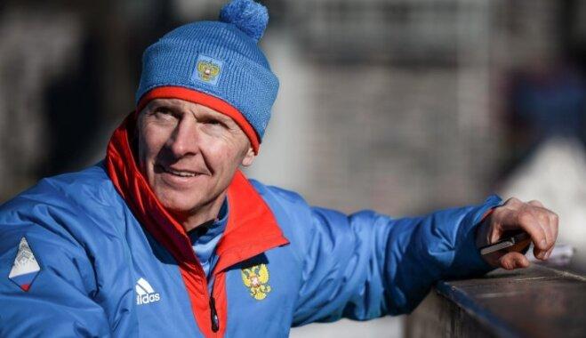 Krievijas karogu olimpisko spēļu atklāšanā nesīs bobsleja pilots Zubkovs