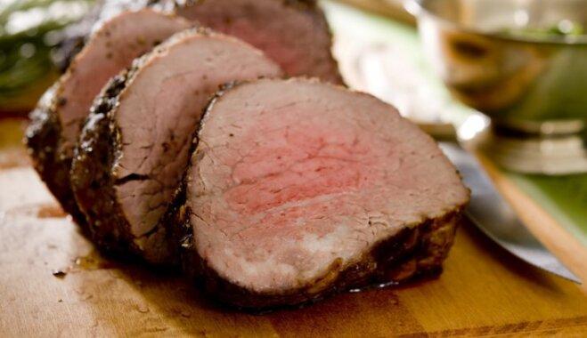 Sulīgs un mīksts liellopa gaļas cepetis – trīs soļi labākam rezultātam