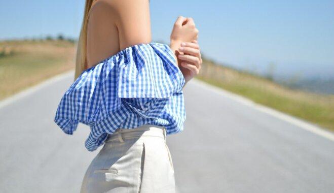 Актуальный принт: какую одежду в клетку выбрать для летнего гардероба