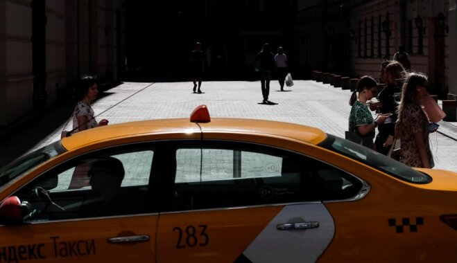 Британского журналиста усыпили и ограбили в московском такси