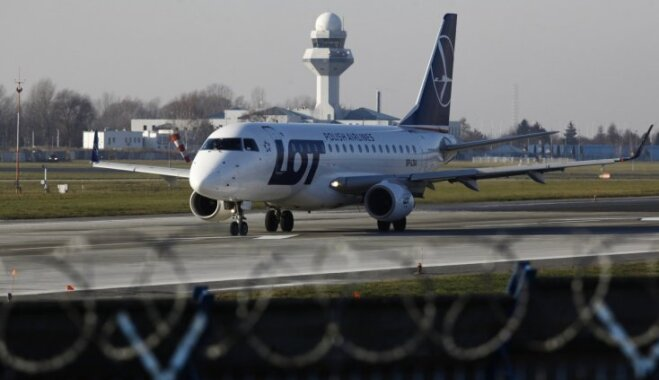 Из-за забастовки польской LOT авиарейсы в/через Польшу могут задержать и отменить