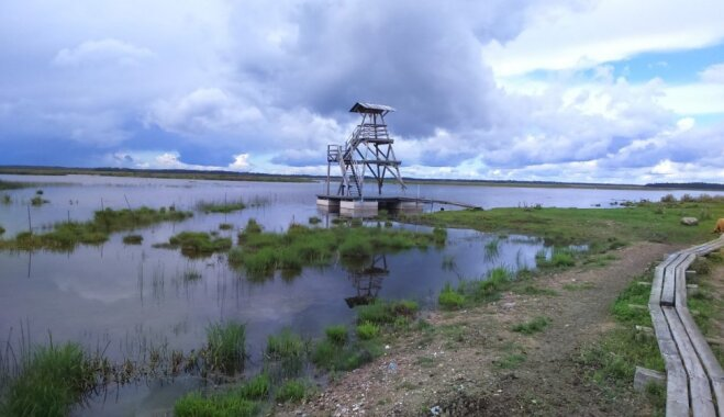 Pavasara ceļojuma stāsts: ūdensdzirnavas un pankūkas Rideļos