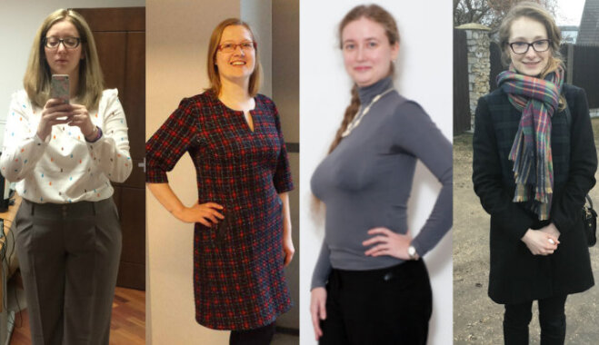 Iluta, Tatjana, Auda un Marina – iepazīsti pārvērtību konkursa uzvarētājas