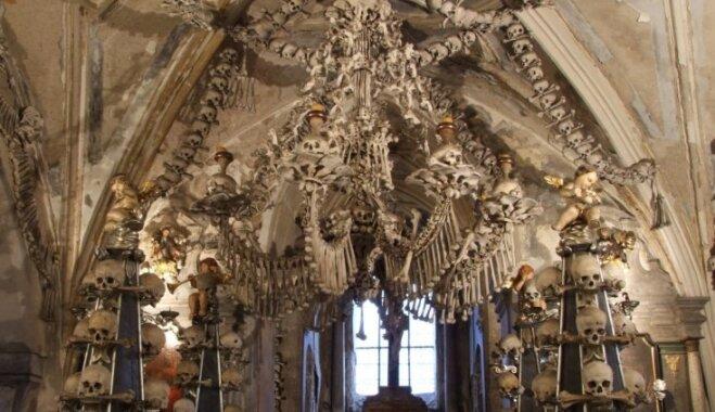 Mirušajiem pa pēdām: apskates vietas Čehijā, kur valda baisa atmosfēra