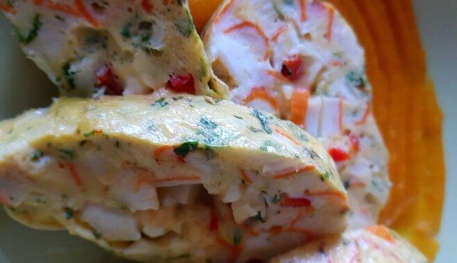 Video pamācība: kā ātri un vienkārši pagatavot omleti plastmasas maisiņā