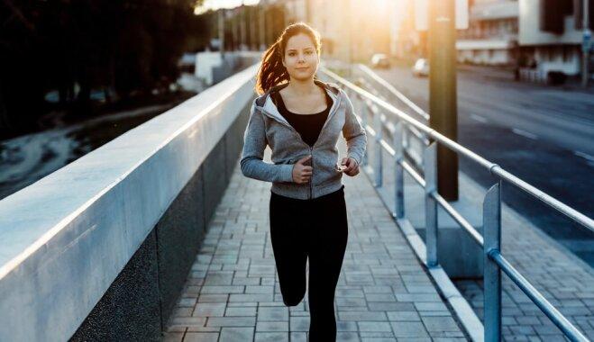 Iesaka fizioterapeite: kā 'izlocīt kaulus' pēc sportošanas, lai izvairītos no traumām
