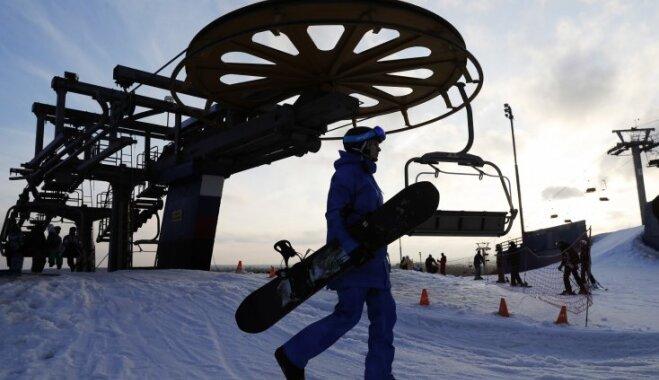 Трассу для сноубординга к Олимпийским играм в Пхенчхане построят латвийцы