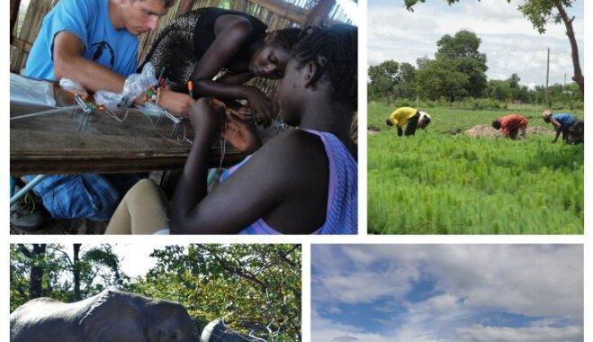 Latviešu ceļotāja piedzīvotais nabadzīgākajā Zambijas provincē – draudzīgi cilvēki tumsonības ielenkumā