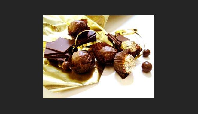 Шоколад заменяет секс научные факты