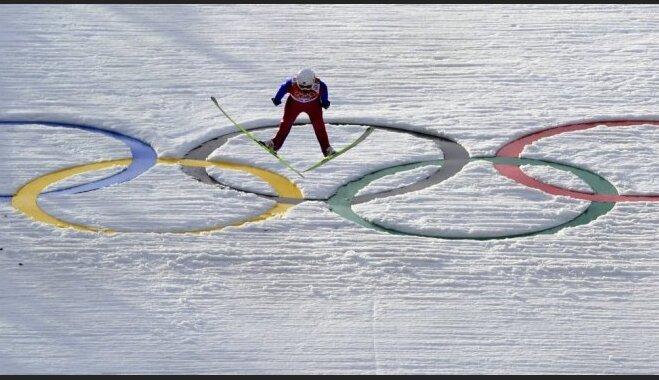 XXII Ziemas olimpisko spēļu rezultāti ziemeļu divcīņā (12.02.2014.)