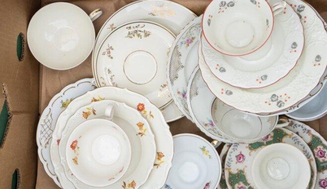 Smalkais porcelāns – kā to pareizi mazgāt un kopt