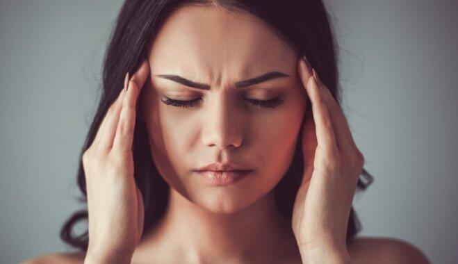 Neciešamās galvassāpes: pieci ieradumi, kas veicina migrēnas rašanos