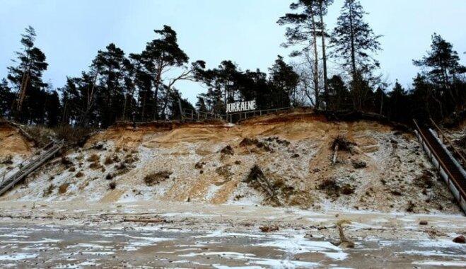 Ziemas maršruts: Kurzemes stāvkrasts un jūrmala
