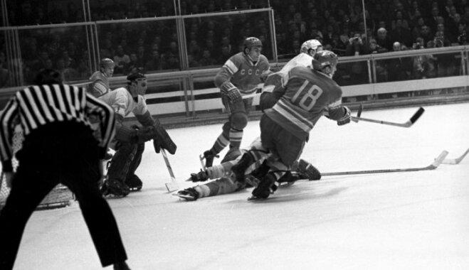 Foto: Kā sportoja 1964., 1968. un 1972.gada Ziemas olimpiskajās spēlēs