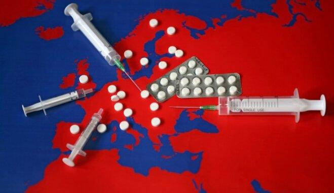 HIV ierobežošana Latvijā – sistēma ļoti buksē