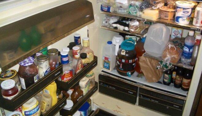 Vecā ledusskapja, boilera un gaismekļa pārvērtības