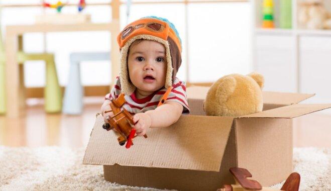 Kā stimulēt bērna valodas attīstību – seši vienkārši piemēri