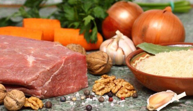 Soli pa solim: kā pagatavot gruzīnu virtuves lepnumu – aromātisko harčo zupu