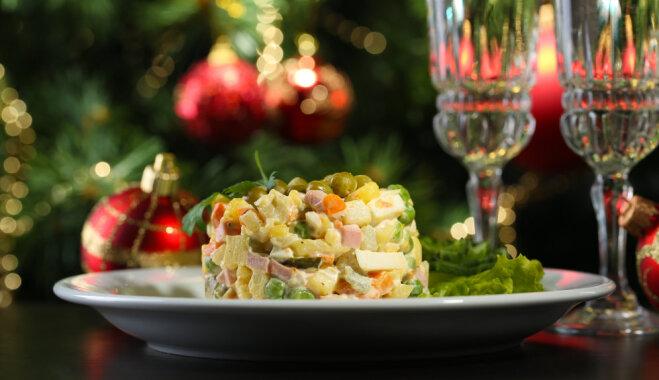 Только оливье, только хардкор: лучшие и необычные рецепты для новогоднего стола