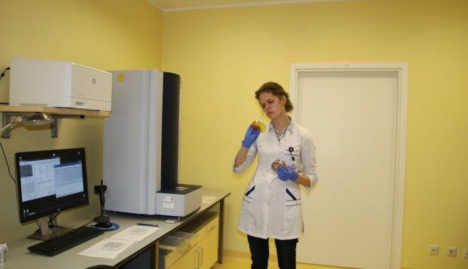 Bērnu slimnīca atrāda jauno, moderno diagnosticēšanas iekārtu