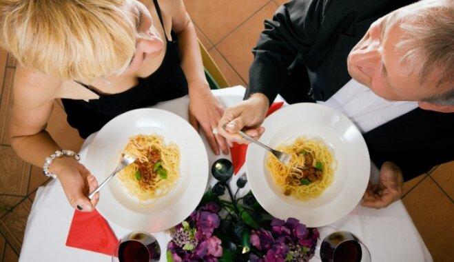 Рецепты для романтического ужина