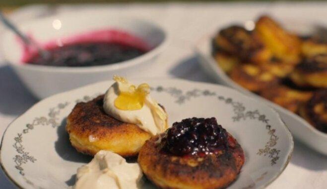 Наследие латвийской кулинарии: латгальские сырники